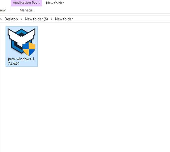 klik 2x untuk Memulai Install Software