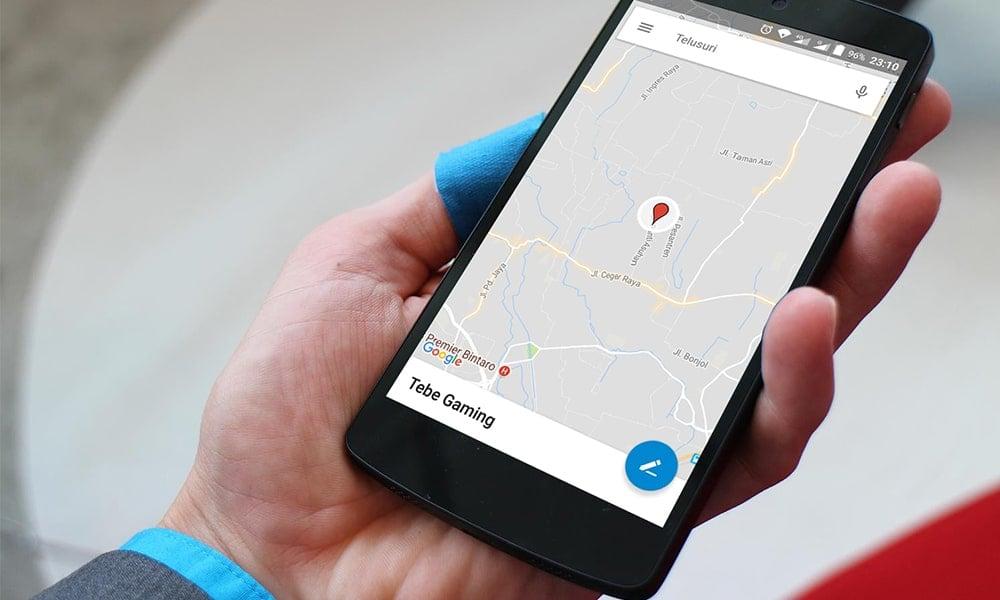 Cara Membuat Lokasi Kamu Sendiri di Google Maps 7