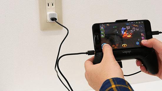 Menggunakan Smartphone Ketika Di-Charge