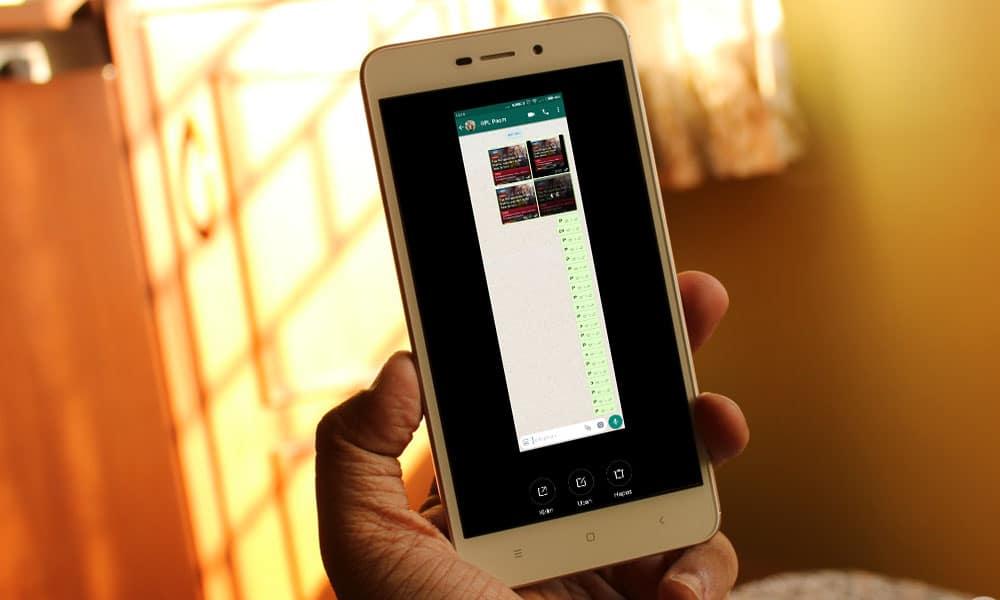 Cara Screenshot Panjang di Xiaomi Tanpa Aplikasi Tambahan 8