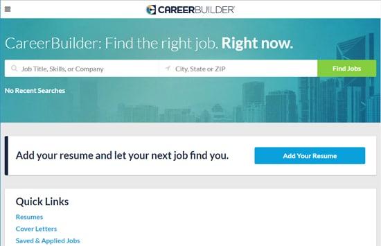 Situs CareerBuilder