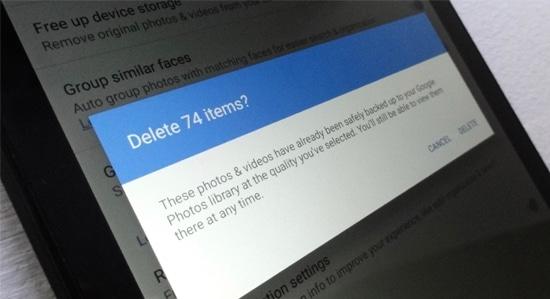 Hapus Semua Foto dan Video di HP Kamu
