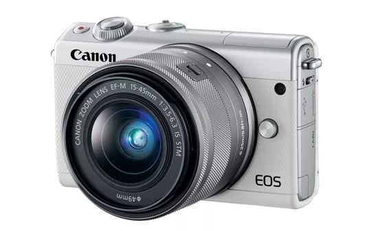 Body Kamera Mirrorless Canon
