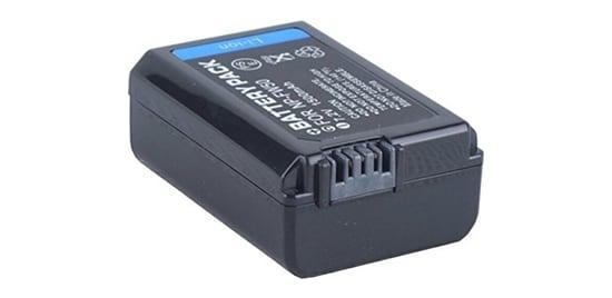 Baterai Kamera Mirrorless