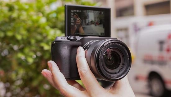 Video Kamera Mirrorless