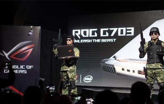Laptop ASUS ROG G703