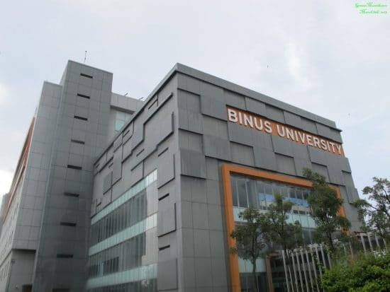 Kampus Universitas Bina Nusantara