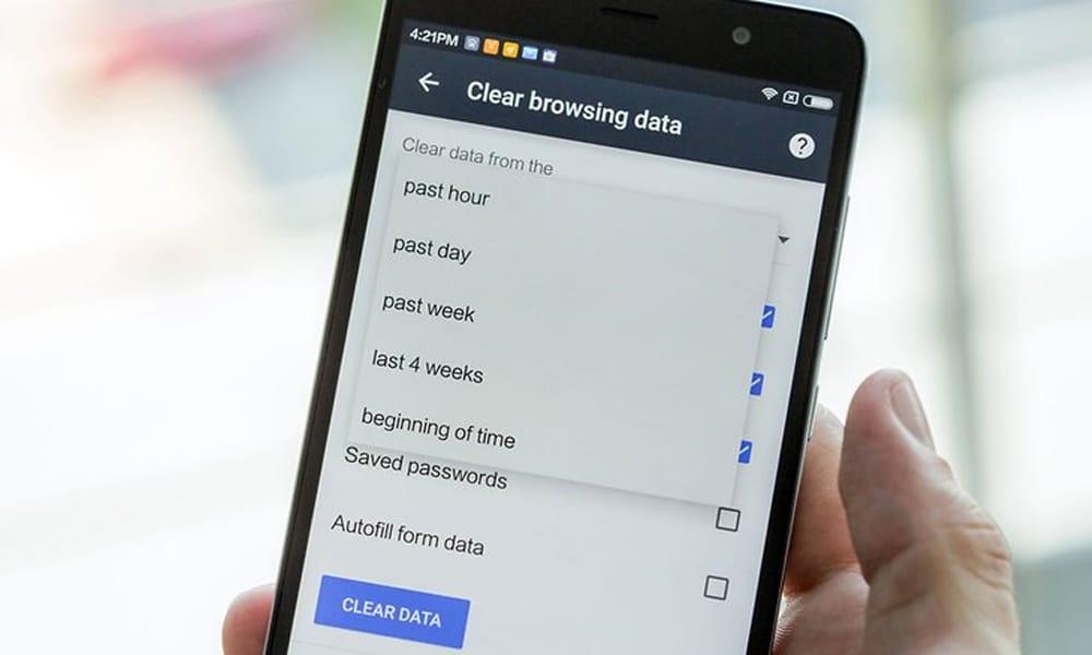 Cara Menghapus Riwayat Pencarian di Google (100% Bersih!) 6