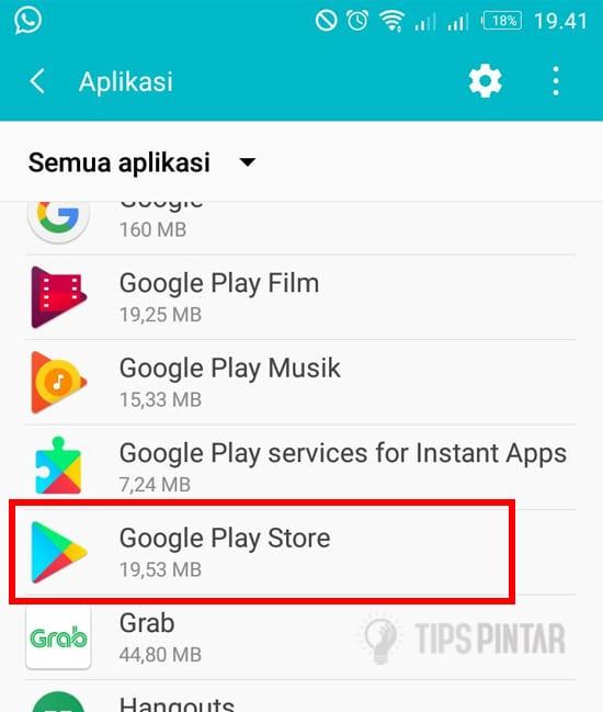 Cari Aplikasi Play Store