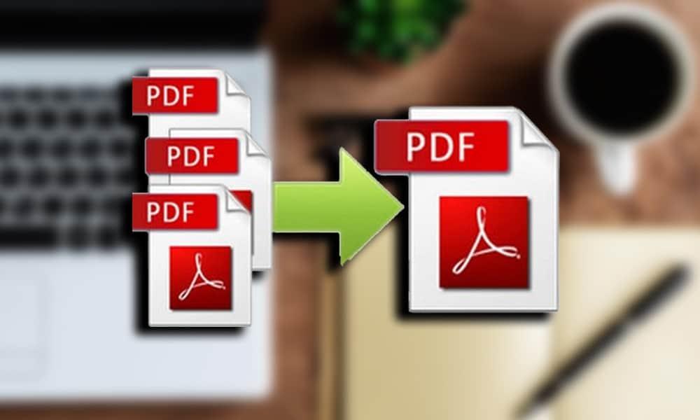 6 Cara Menggabungkan File PDF Menjadi Satu di Smartphone dan PC 6