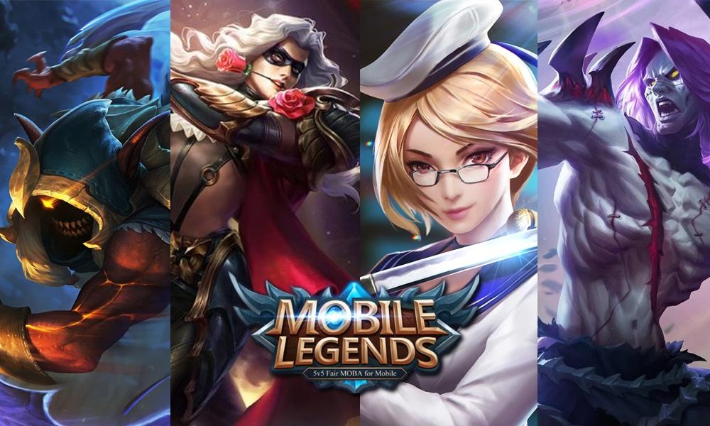 10 Hero Mobile Legends Paling Sering Digunakan Top Player 7
