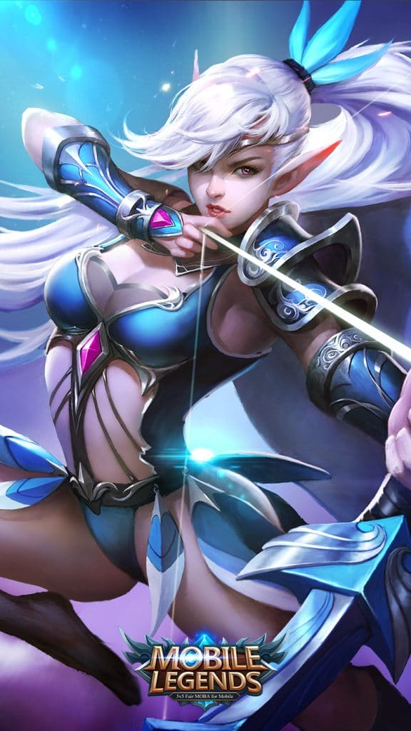 Wallpaper Miya Mobile Legends