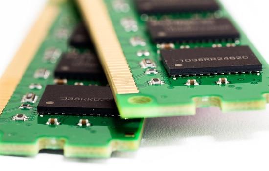 Perbedaan Kapasitas RAM