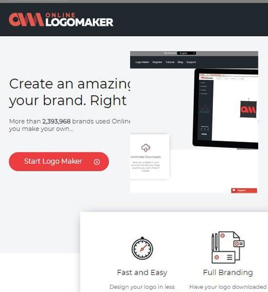 Online Logo Marker