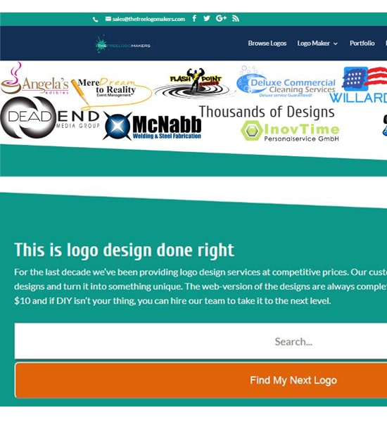The Free Logo Maker