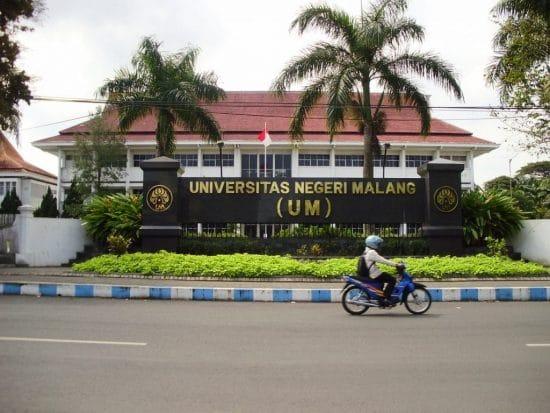 Kampus Universitas Negeri Malang