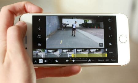 10 Aplikasi Edit Video Terbaik dan Gratis di iPhone 4
