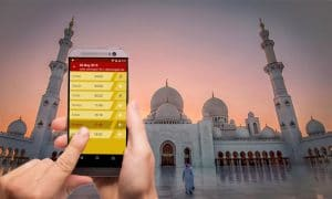 Aplikasi Pengingat Sholat Android