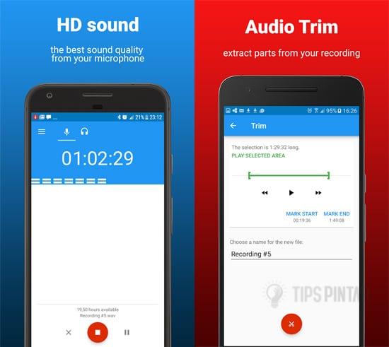 AudioRec - Voice Recorder