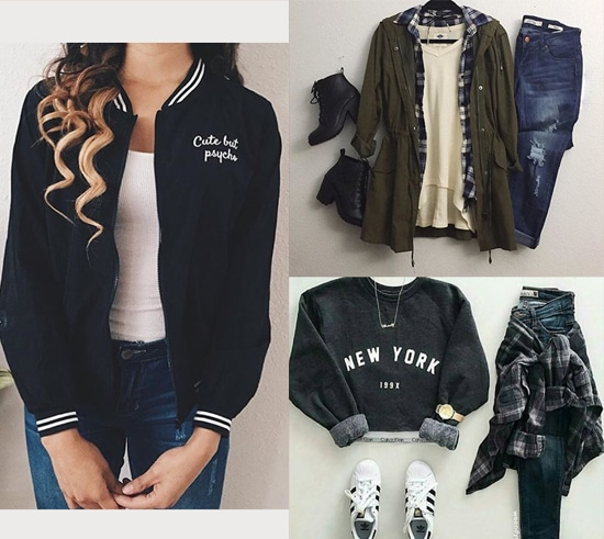 Teen Outfit Ideas 2018