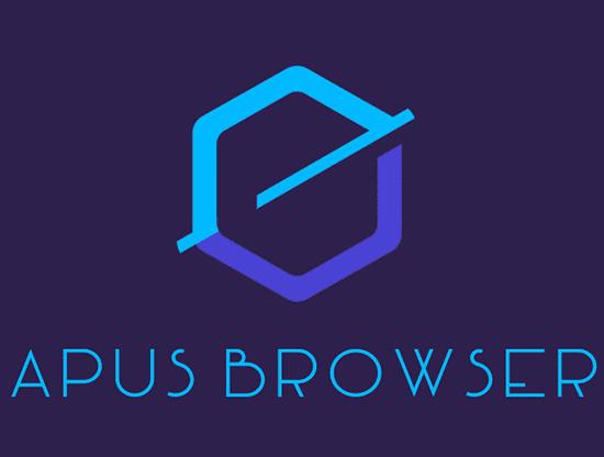 Tampilan Apus Browser