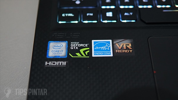 NVIDIA GeForce ASUS ROG