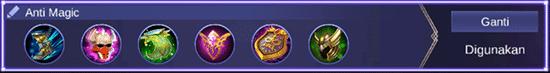 Build Anti Serangan Sihir