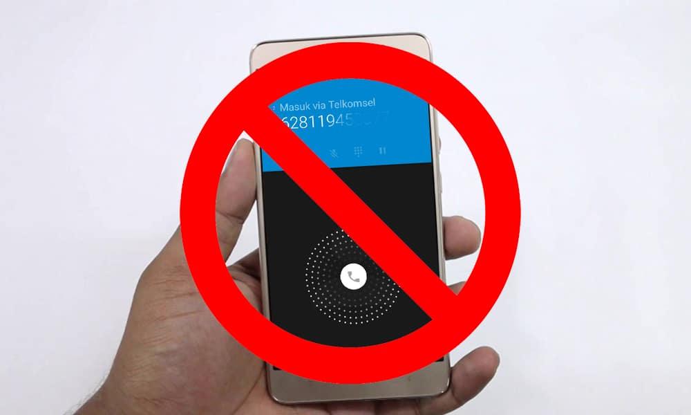 5 Cara Memblokir Nomor Telepon Orang Lain di Android (100% Mudah!) 5