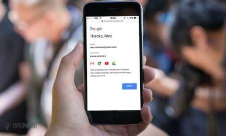 Cara Cepat dan Mudah Membuat Gmail di HP iPhone 9