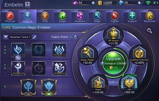 Emblem Magic