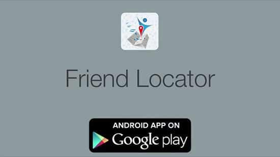 Friend Locator