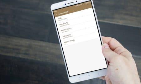 Cara mengecek IMEI Xiaomi