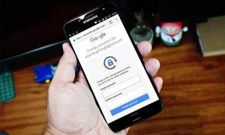 Cara Mengembalikan Password Gmail yang Lupa di HP Android 7