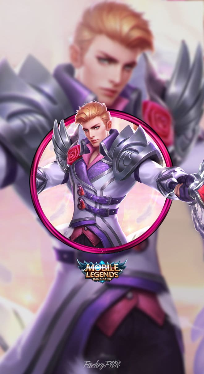 Wallpaper Alucard Mobile Legends