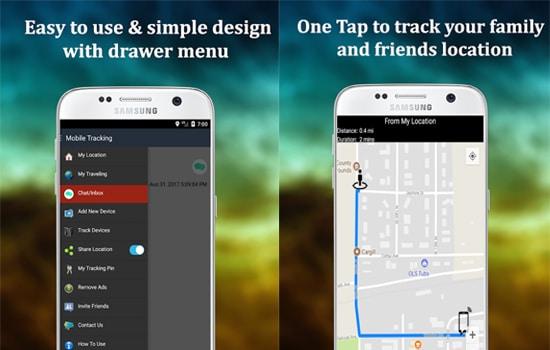 Aplikasi Children Tracker