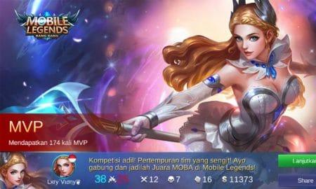 10 Hero yang Sangat Mudah Mendapat MVP di Mobile Legends 5