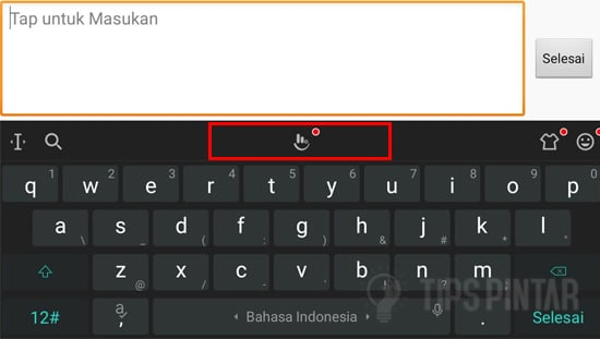 Klik Icon TouchPal
