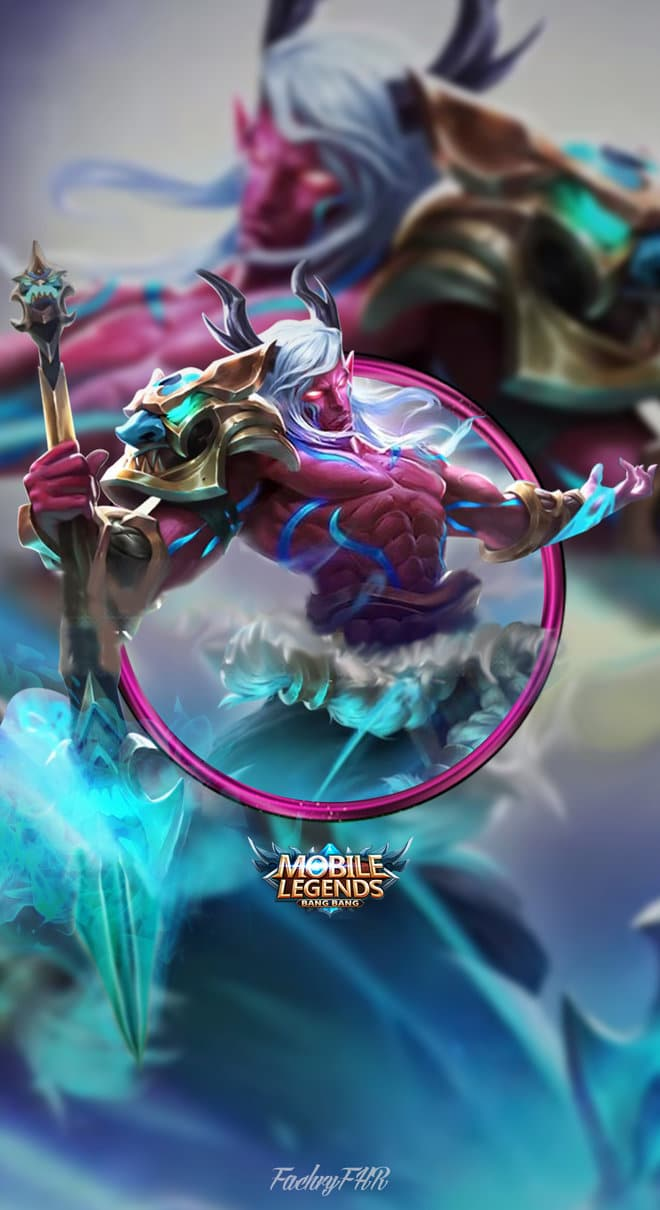 Wallpaper HD Mobile Legends Moskov Yasha