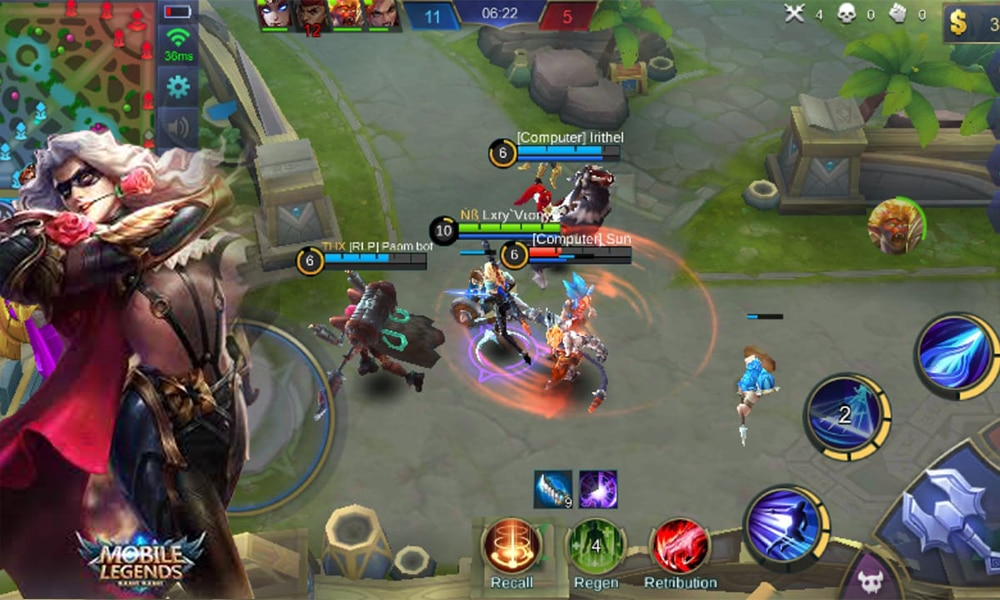 5 Strategi Jarang Digunakan saat Mode Ranked Mobile Legends (100% Menang) 6