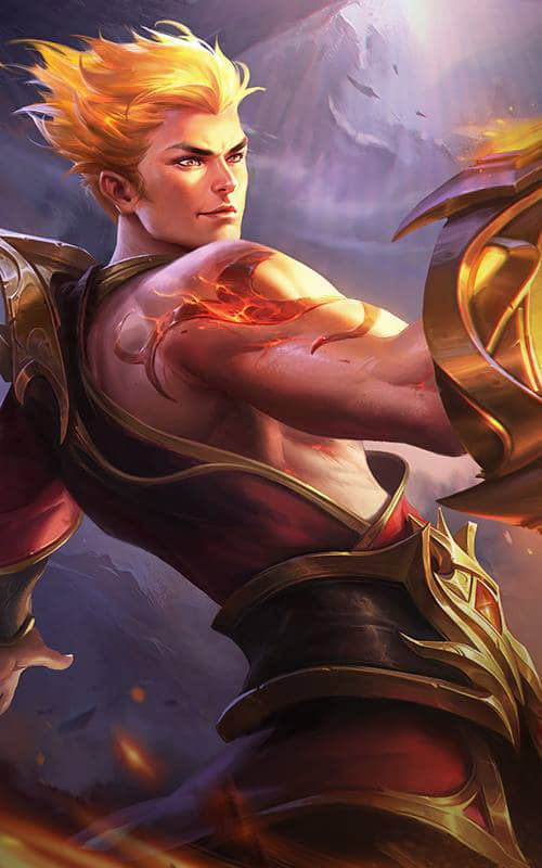 Wallpaper Valir Mobile Legends