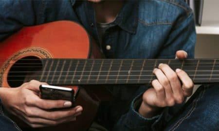 15+ Aplikasi Kunci Gitar dan Lirik Lagu Paling Lengkap 4