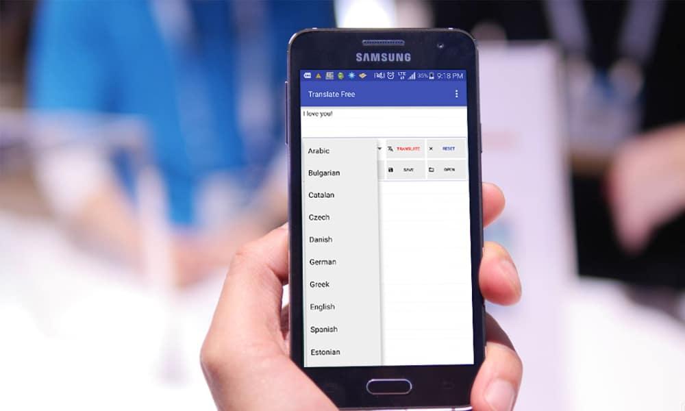 10 Aplikasi Translate Semua Bahasa Terbaik di Android (100% Gratis!) 7