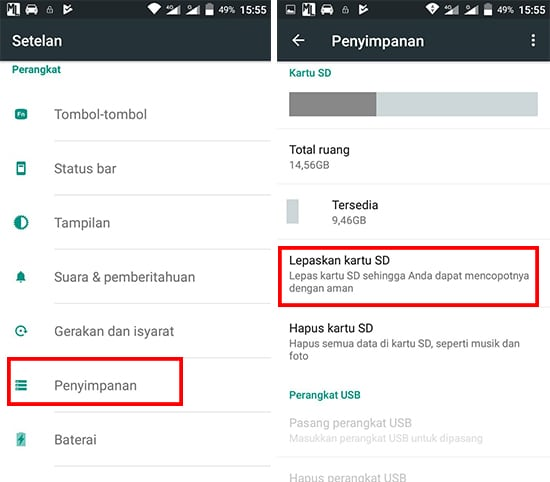 Cara Mudah Partisi SD Card di Android Tanpa PC ( Dijamin Berhasil! ) 6