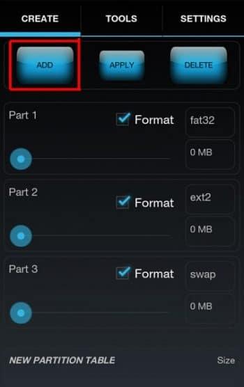 Cara Mudah Partisi SD Card di Android Tanpa PC ( Dijamin Berhasil! ) 7