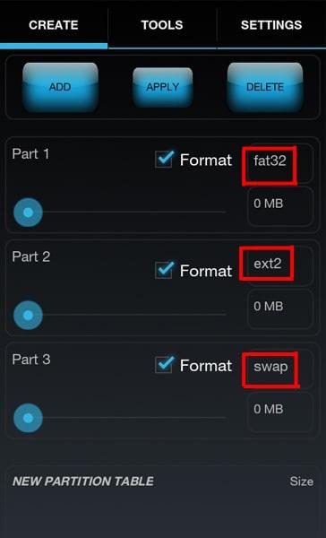Cara Mudah Partisi SD Card di Android Tanpa PC ( Dijamin Berhasil! ) 8
