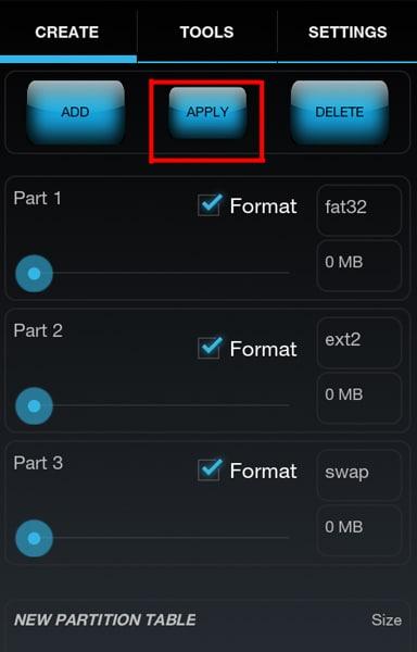 Cara Mudah Partisi SD Card di Android Tanpa PC ( Dijamin Berhasil! ) 10