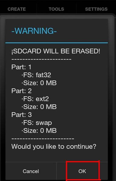 Cara Mudah Partisi SD Card di Android Tanpa PC ( Dijamin Berhasil! ) 11