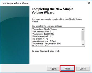 Cara Mempartisi Hard Disk di Komputer dengan Mudah, Tanpa Software Tambahan 17