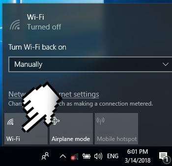 Rahasia! 5 Cara Singkat Mengaktifkan WiFi di Laptop 11