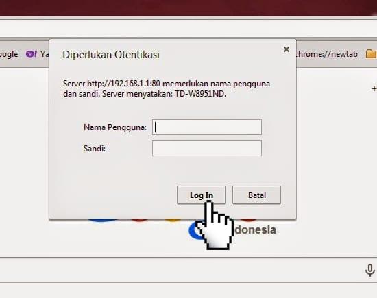 Cara Mengganti Password WiFi Semua Operator 8